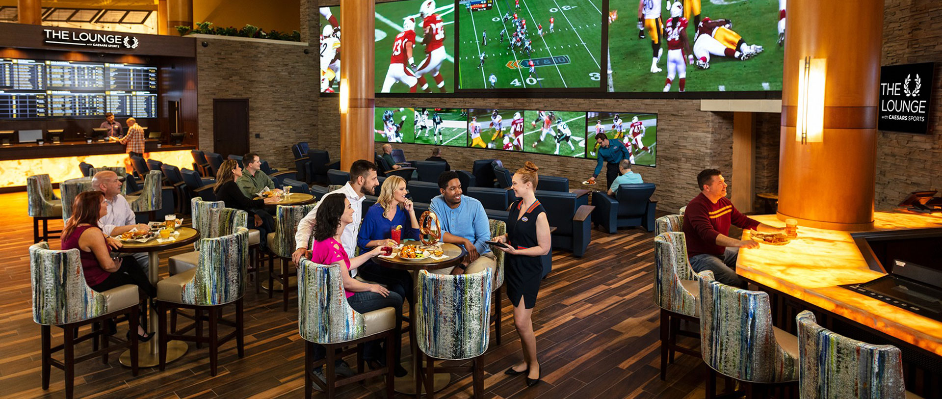Q&A with Sports Book Director: JustinArnett