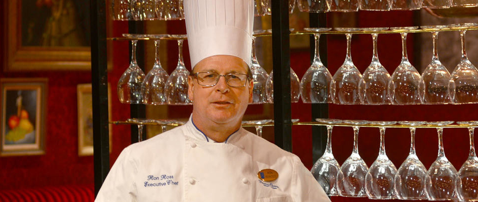 Meet Chef Ron Ross