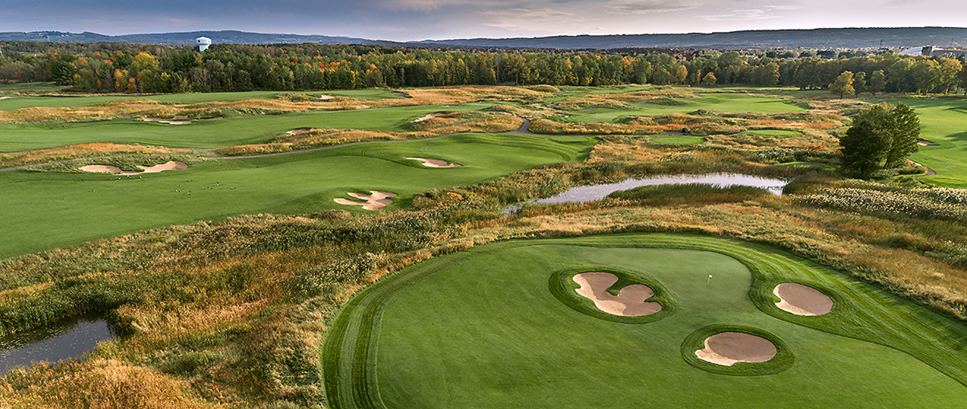 Among Best Golf Courses in the Northeast