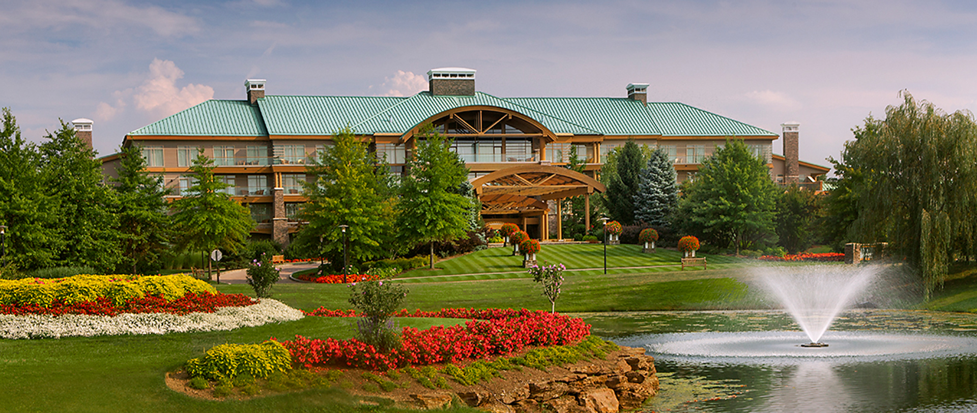 Turning Stone Ranked in Top 5 Resorts