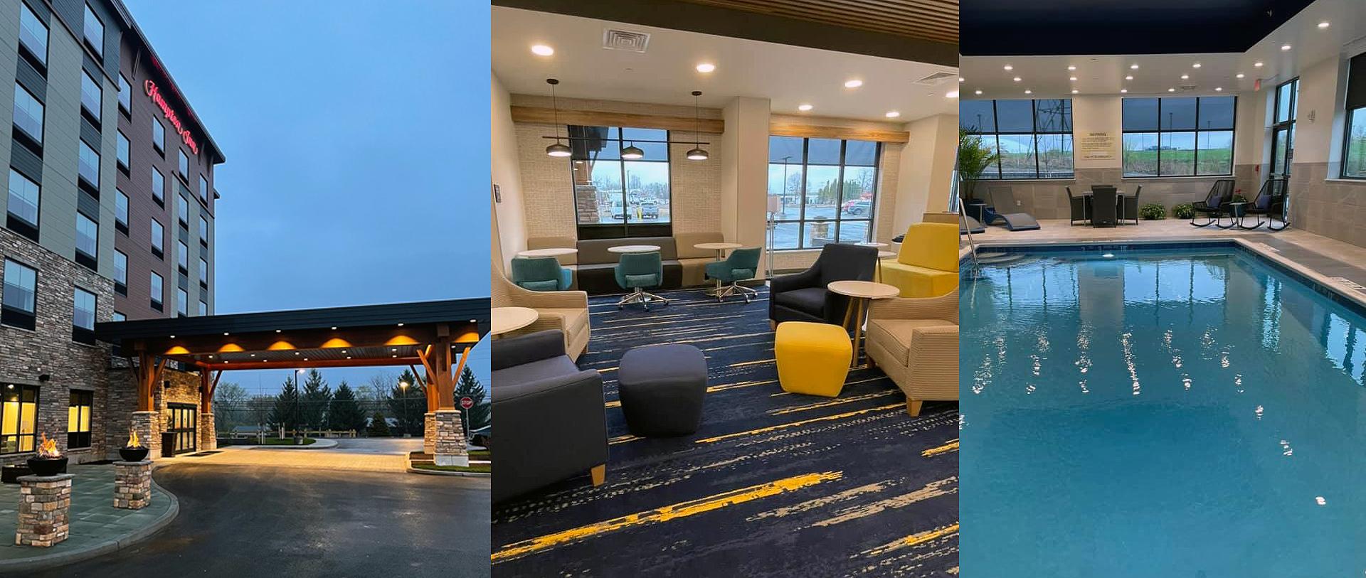 Hampton Inn Development