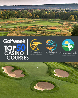 Among Best Casino Golf Courses in the Country